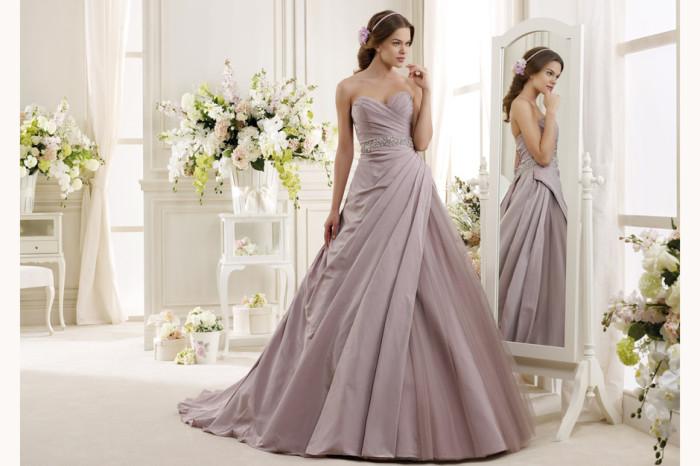 Super Colet per Nicole Spose : i romantici abiti da sposa 2014 | ABITI  WC07