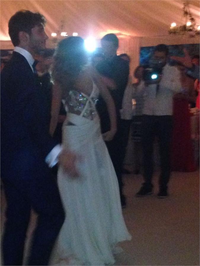 Il matrimonio di Belen Rodriguez e Stefano De Martino  ABITI DA SPOSA