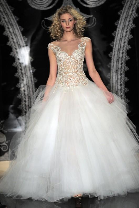 Preferenza Reem Acra : una collezione originale per gli abiti da sposa 2014  LV13