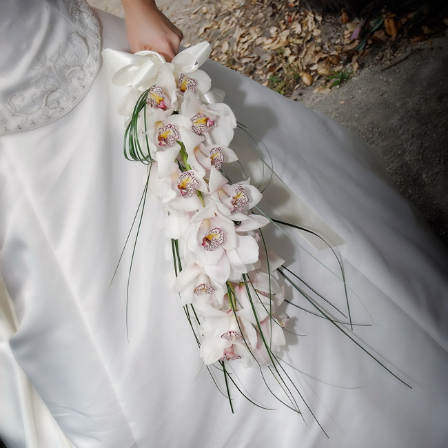Top Bouquet sposa 2014 orchidea2   ABITI DA SPOSA AU63