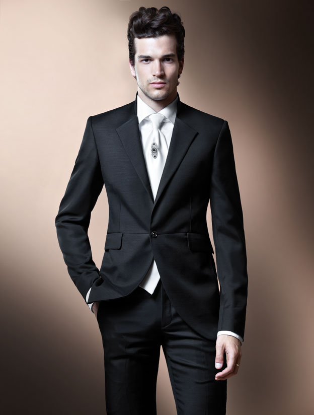 Ospite Matrimonio Vestito Uomo : Le tendenze del per l abito da sposo abiti sposa