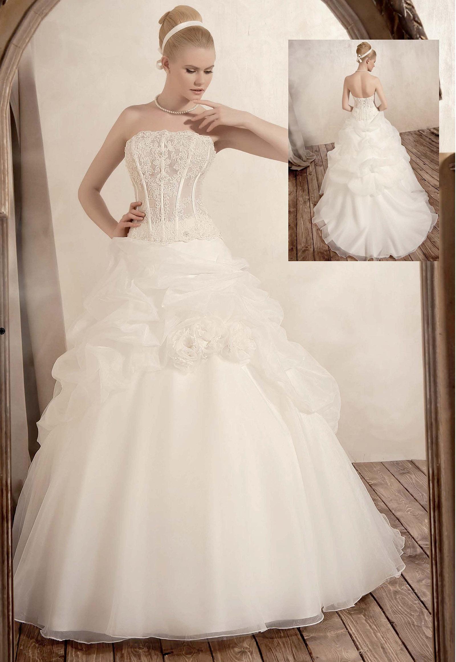 Collezione abiti da sposa radiosa