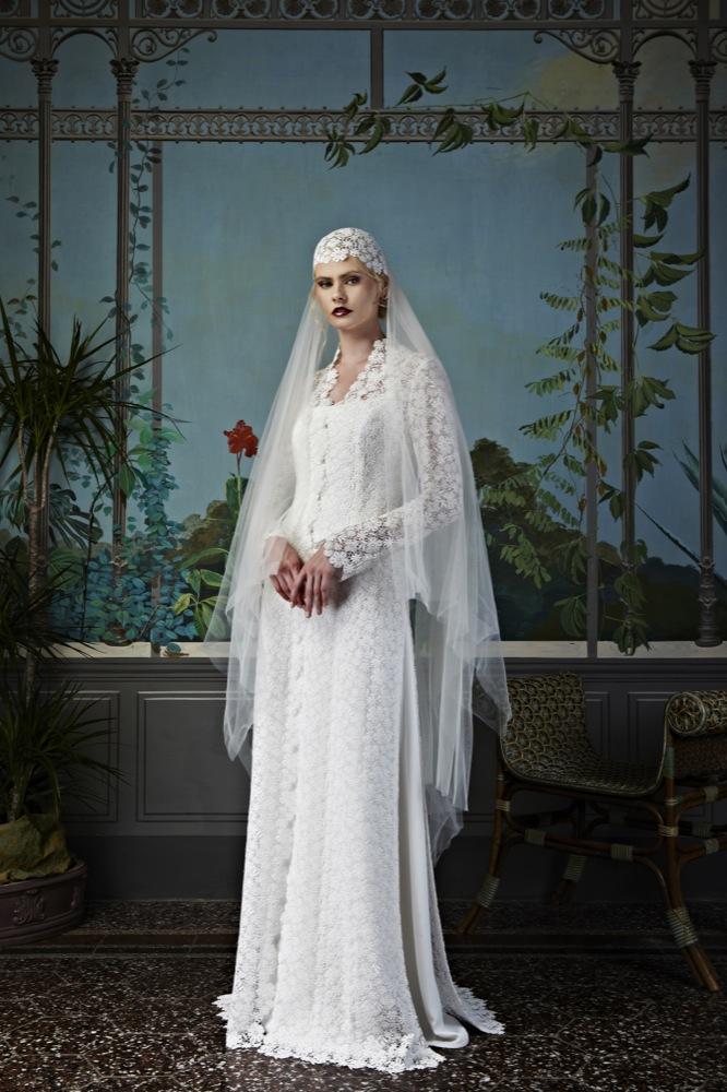 """Top Roberta Lojacono : una collezione 2014 """"Liberty"""" di abiti da sposa  GB44"""
