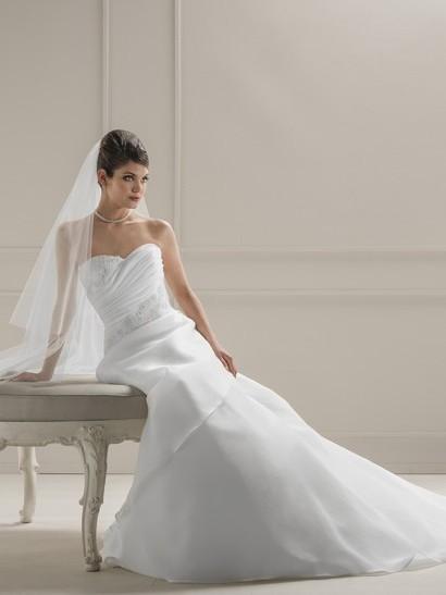 """95d6198a361a Fabrio Gritti   la collezione """"Crystal"""" di abiti da sposa 2014 ..."""