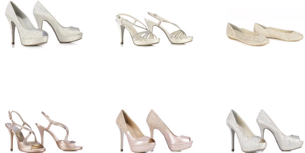 30d34d30ddd83 ... è possibile personalizzare col proprio nome le calzature da sposa  Loriblu