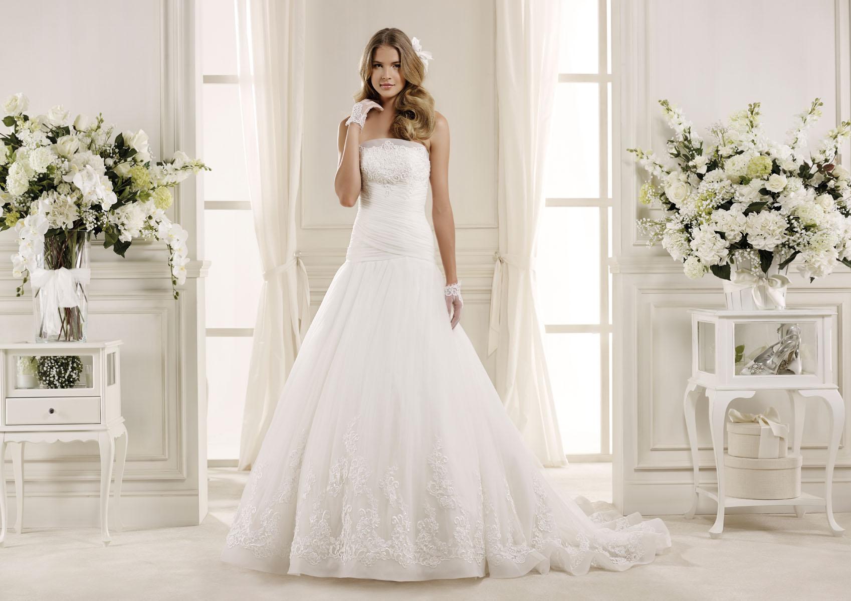 2239d66f4bae Nicole Spose collezione 2014 abiti sposa20