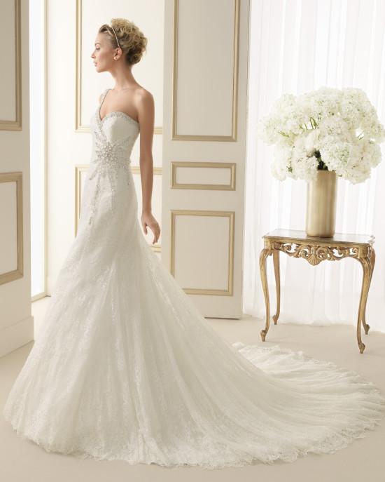Abiti da sposa 2014 luna novias  Blog su abiti da sposa Italia
