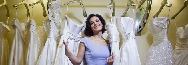 Real Time Alessandra Rinaudo Nicole Spose Abito dei Sogni