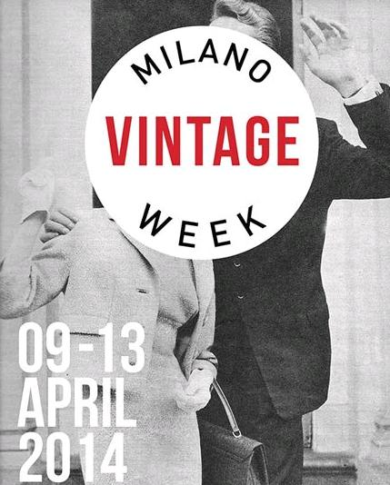 Abiti sposa retro Milano Vintage Week 2014