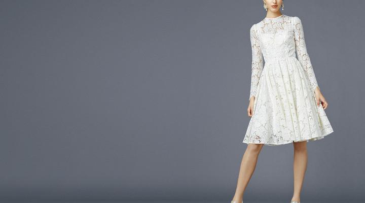 Dolce   Gabbana   spunti glam per abiti da sposa fashion dalla collezione  primavera – estate 2014 faa7a176952