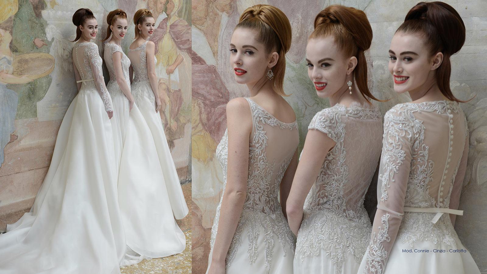 87c7a19afd7a1 Atelier Aimee collezione 2015 abiti sposa (5)