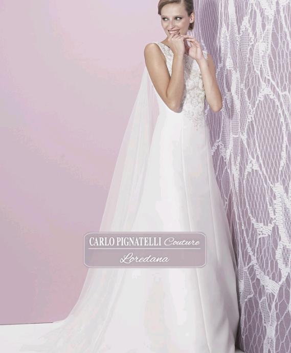 0d3aced3d4157 Carlo Pignatelli Couture collezione 2015 abiti sposa13