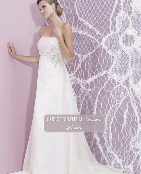 Collezione abiti da sposa pignatelli