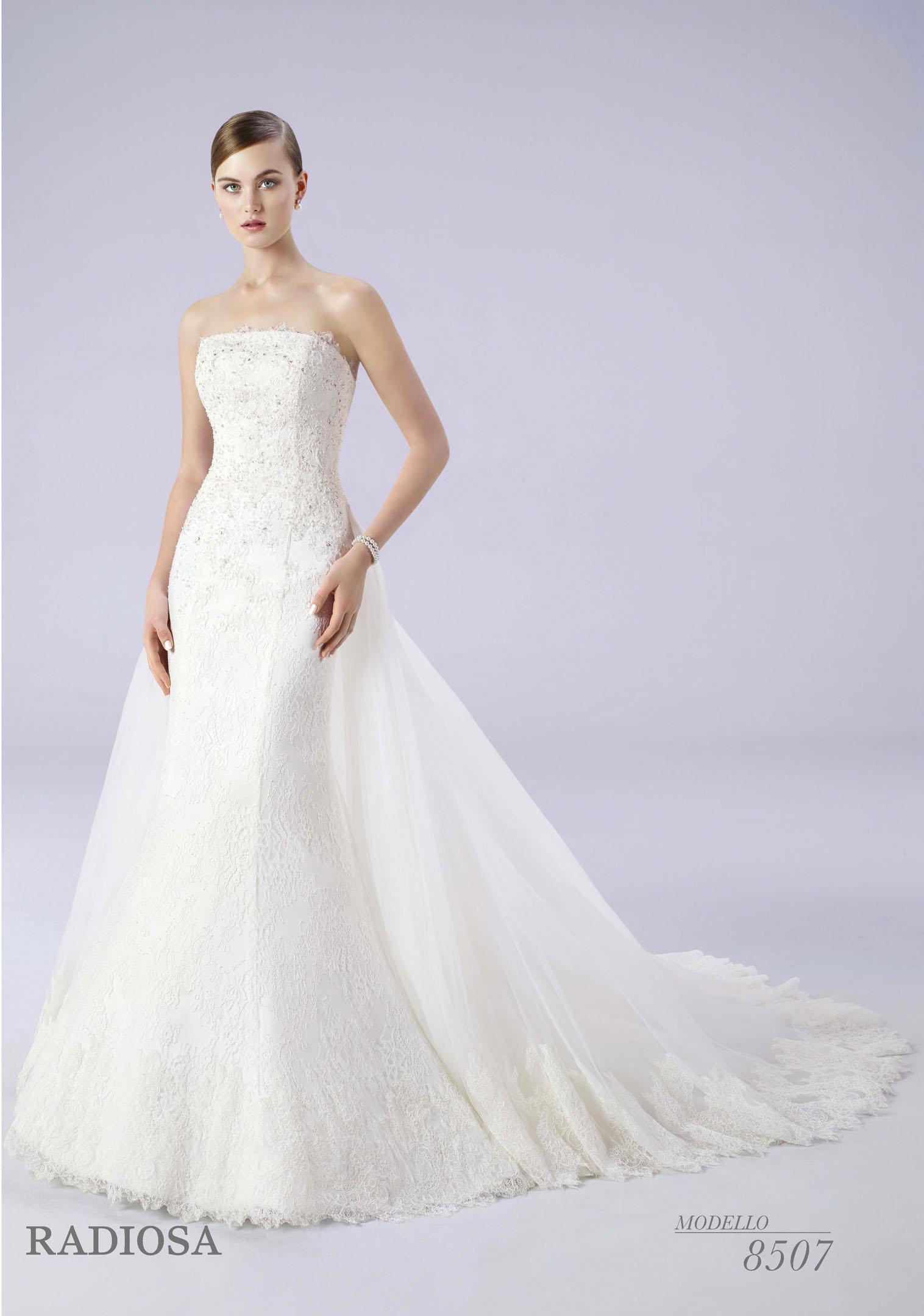 72bedbcdd6fa Abiti da sposa radiosa collezione 2014 – Modelli alla moda di abiti 2018