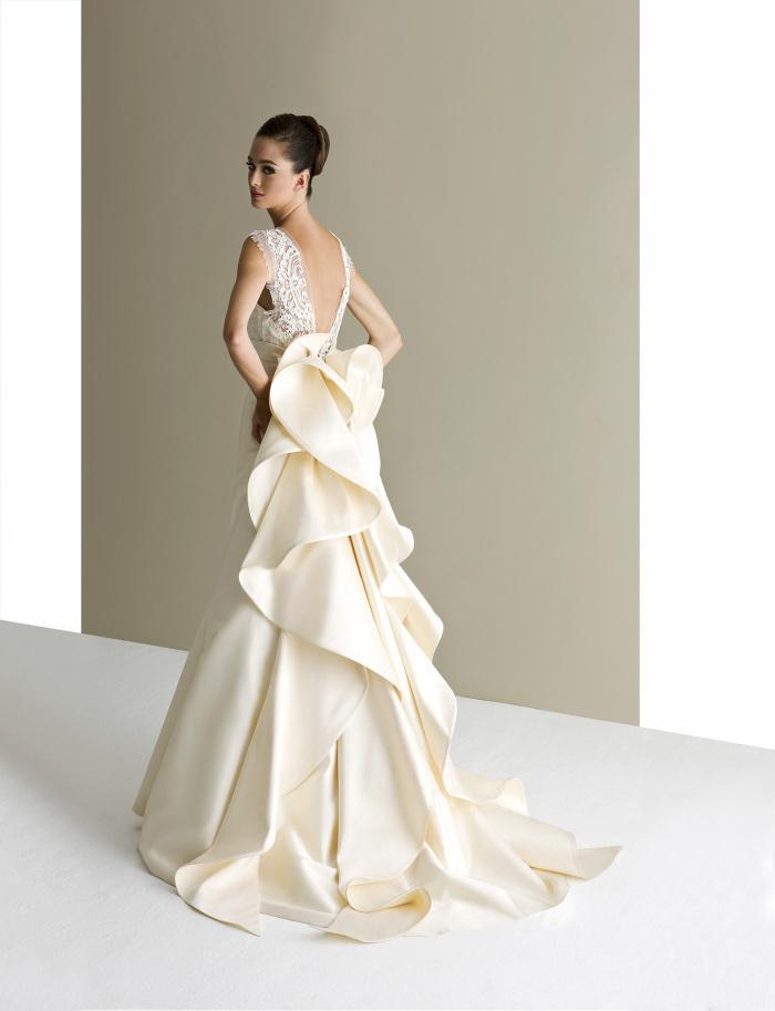 Quanto costa un abito da sposa antonio riva  Blog su abiti da sposa ...