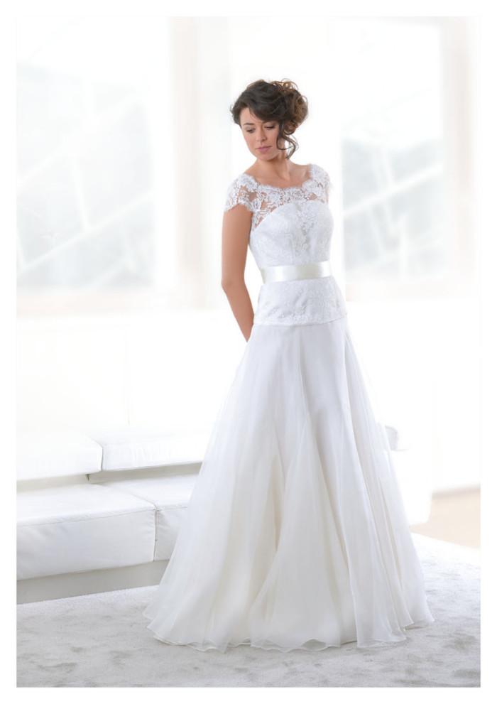 Quanto costa un abito da sposa di lorenzo riva  Blog su abiti da ...