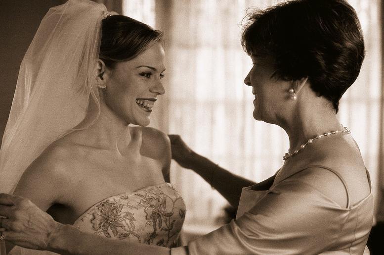 Madri suocere e sposi per organizzare matrimonio