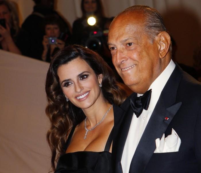 Muore lo stilista oscar de la renta3 for Stilista francese famoso