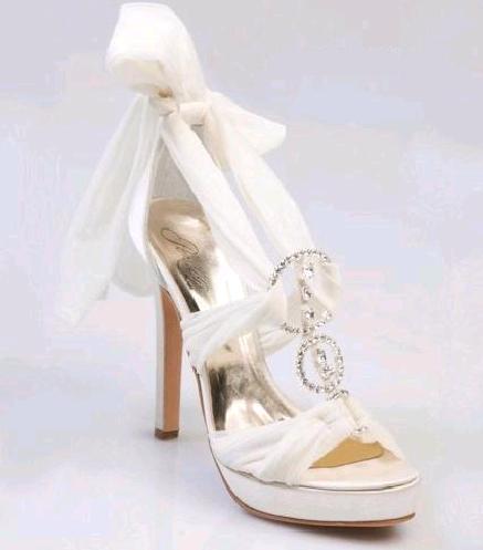 Penrose sandali sposa collezione 2014