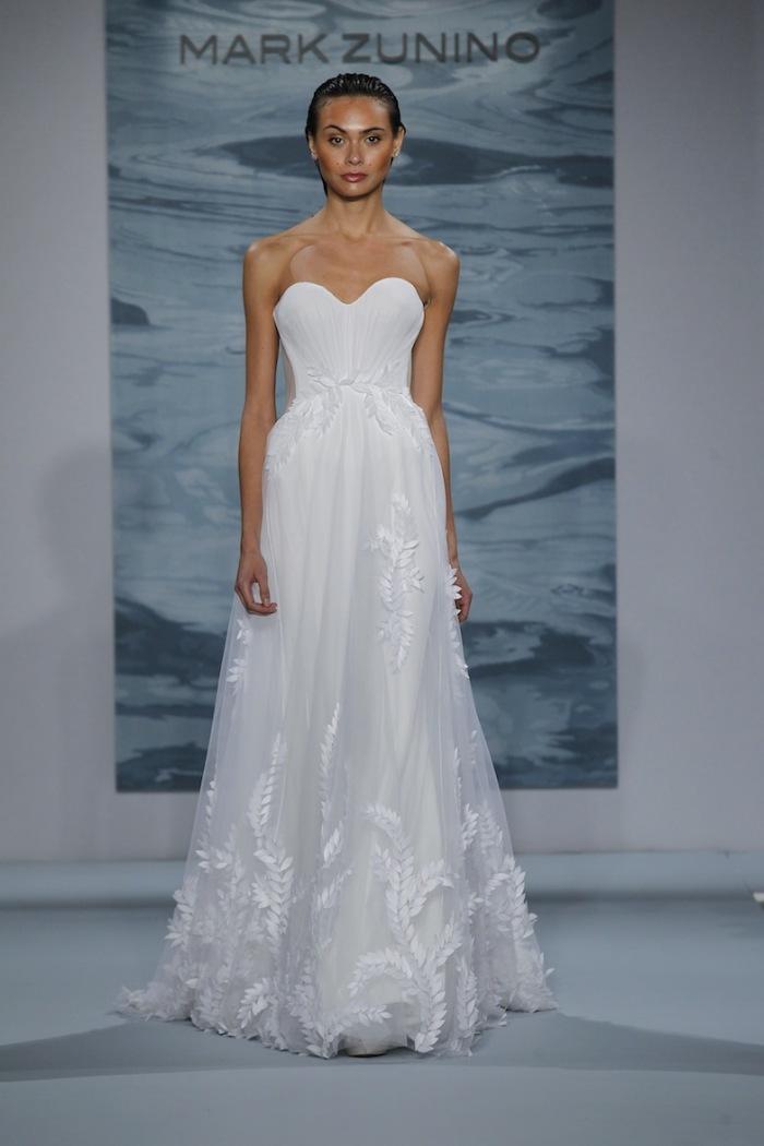 Mark Zunino Ecco La Sua Nuova Collezione 2015 Di Vestiti Da Sposa Per Kleinfeld