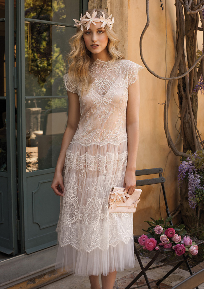 Preferenza Rembo Styling : abiti da sposa retrò per la sua Vintage Collection  OE13