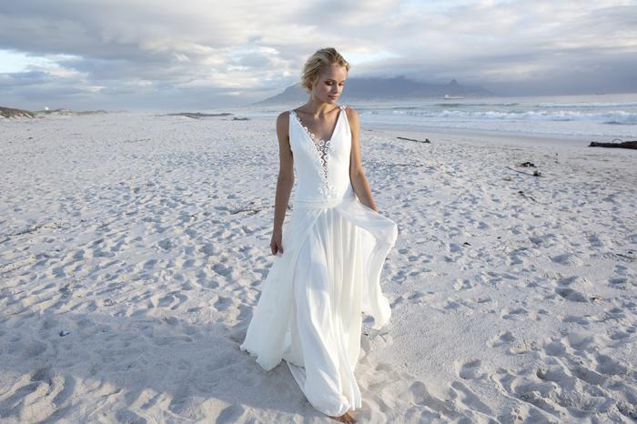 Abito Per Matrimonio Spiaggia : Rembo styling abiti da sposa boho chic dalla collezione