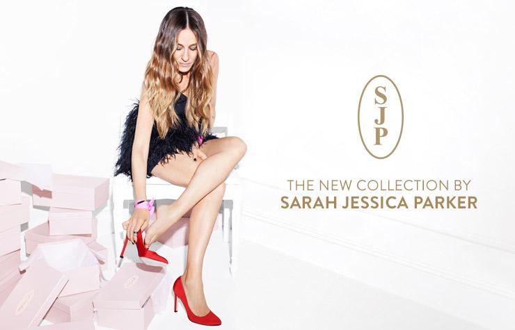 Sarah Jessica Parker collezione 2015 bridal shoes