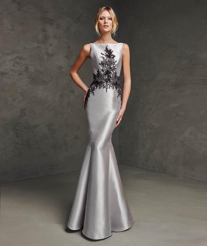 875586c05c8d Pronovias   la seducente collezione di abiti da sera di Fiesta 2016 ...