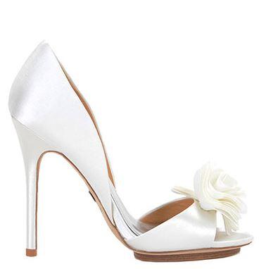 online retailer 796fa a81d9 Badgley Mischka : scarpe da sposa 2015, il nuovo arrivo ...
