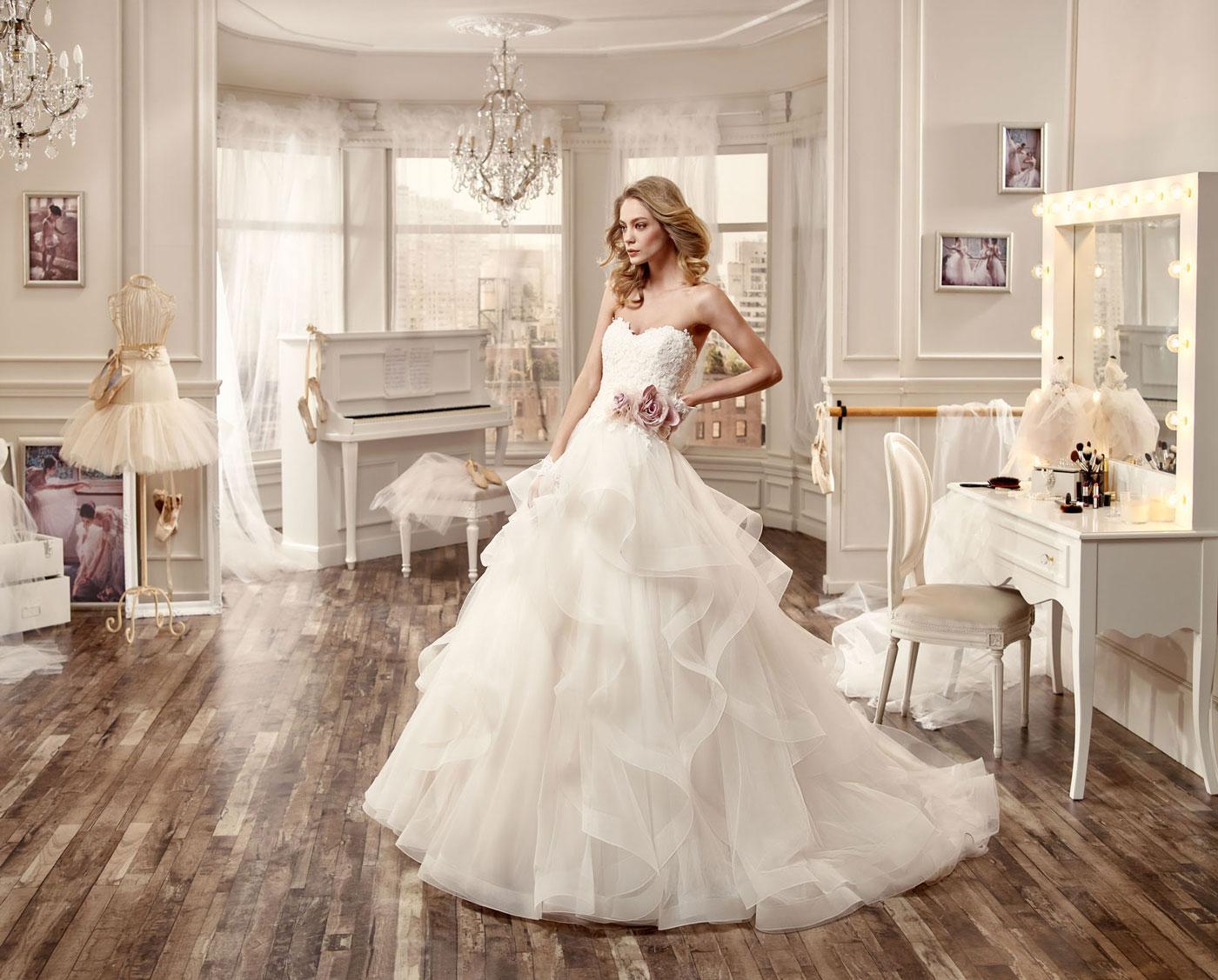 Trova un abito da sposa