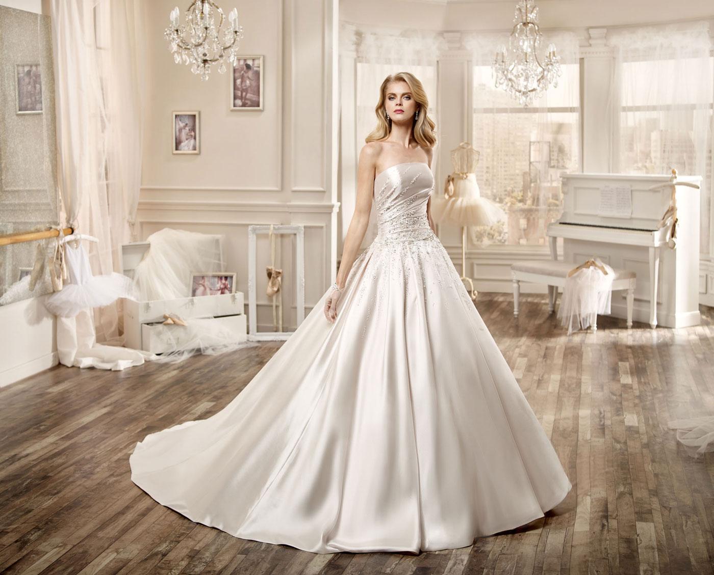 Preferenza Nicole Spose collezione 2016 abiti sposa17 | ABITI DA SPOSA EL08