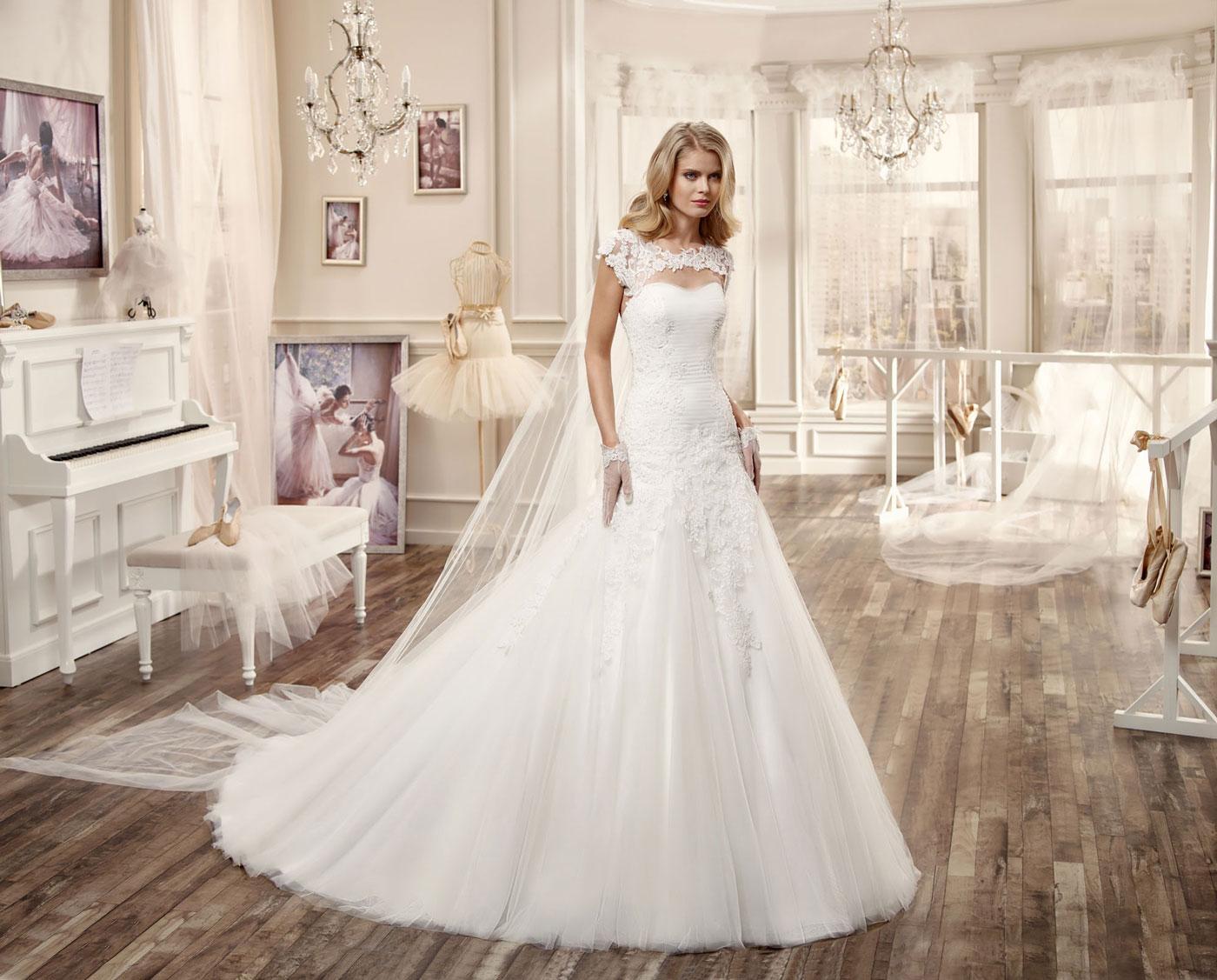 abbastanza Nicole Spose : la collezione Nicole 2016 di abiti da sposa | ABITI  GU68