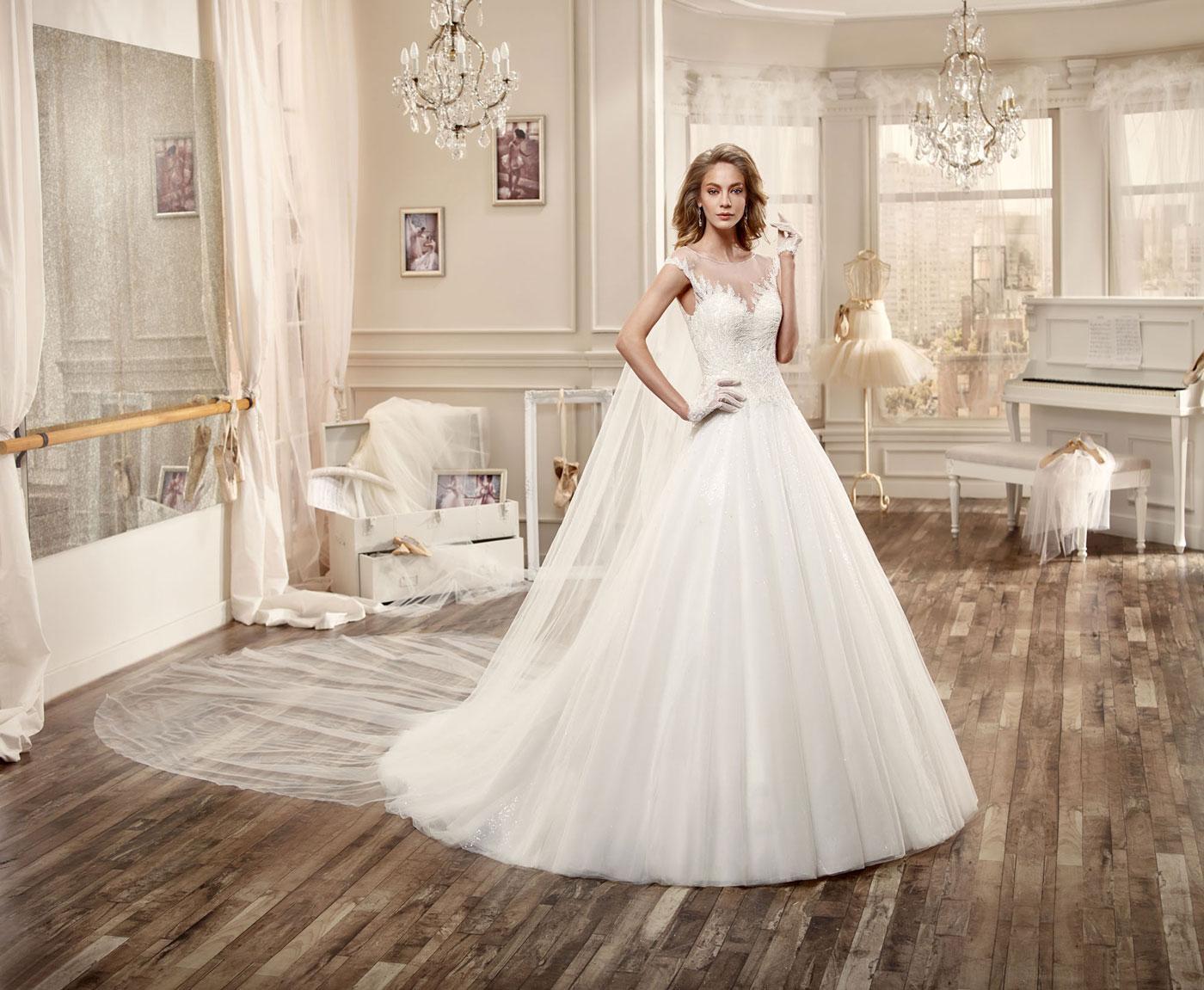 Popolare Nicole Spose collezione 2016 abiti sposa36 | ABITI DA SPOSA MF63