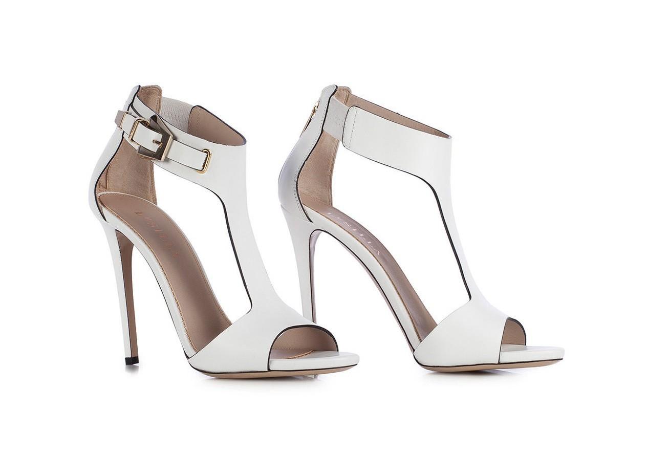 Le Silla collezione 2015 sandali sposa