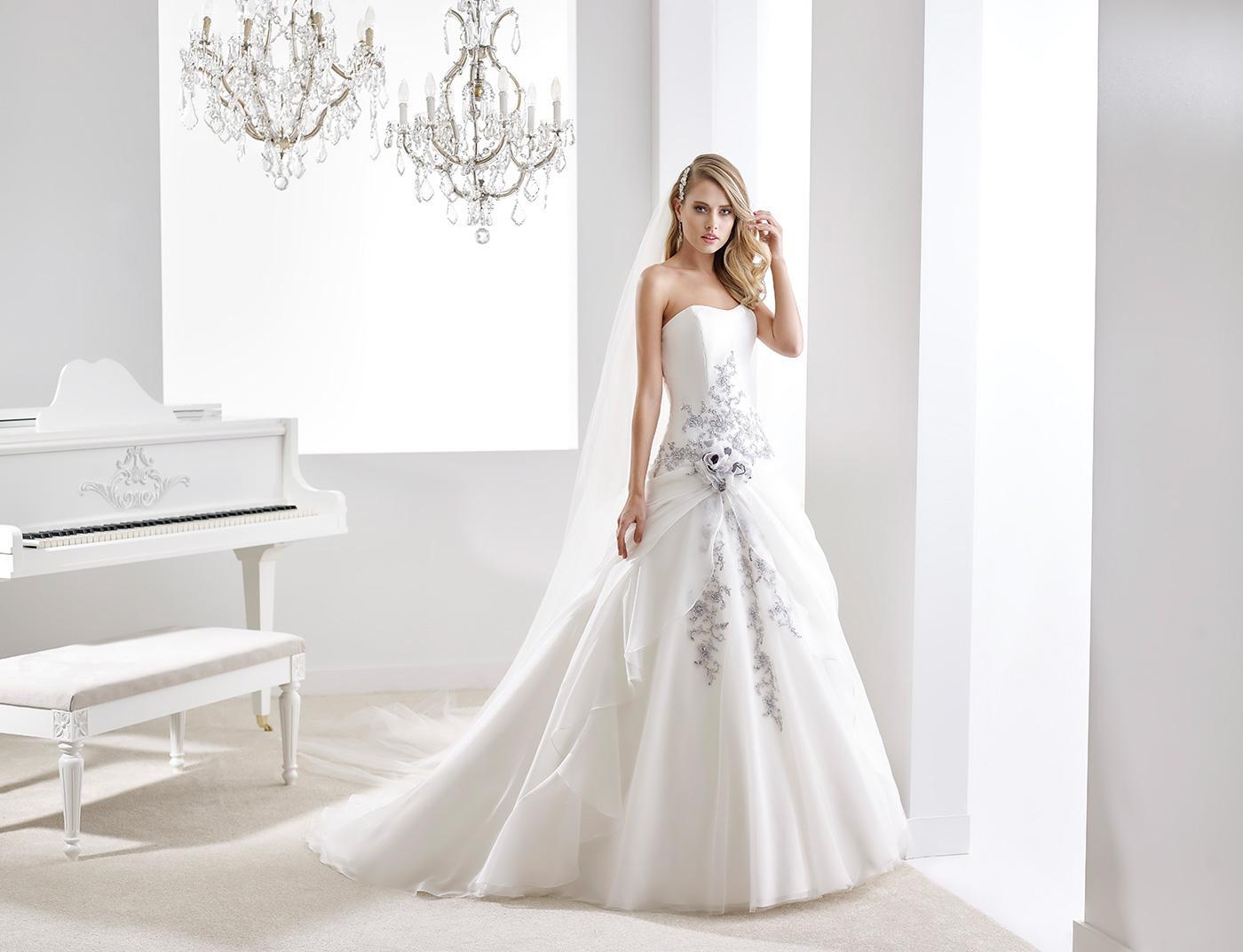 Abiti da sposa nicole jolies 2016