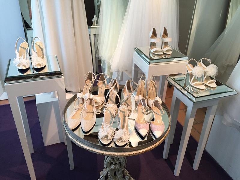 Domo Adami collezione 2016 scarpe sposa1