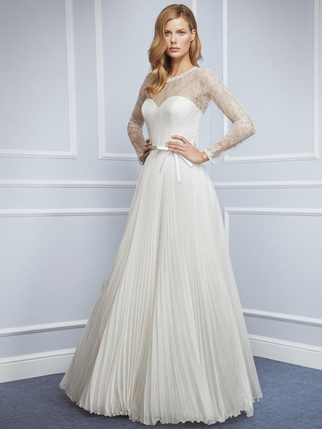 ac0d201bc0f7 Abiti sposa molto eleganti – Modelli alla moda di abiti 2018