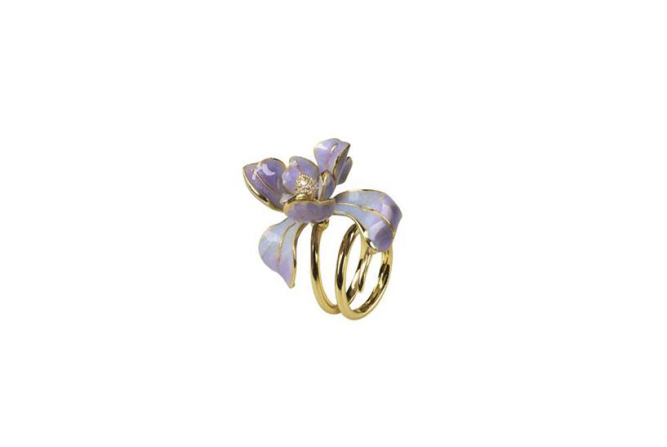 Gioielleria Soprana anello fidanzamento collezione Impero Misis