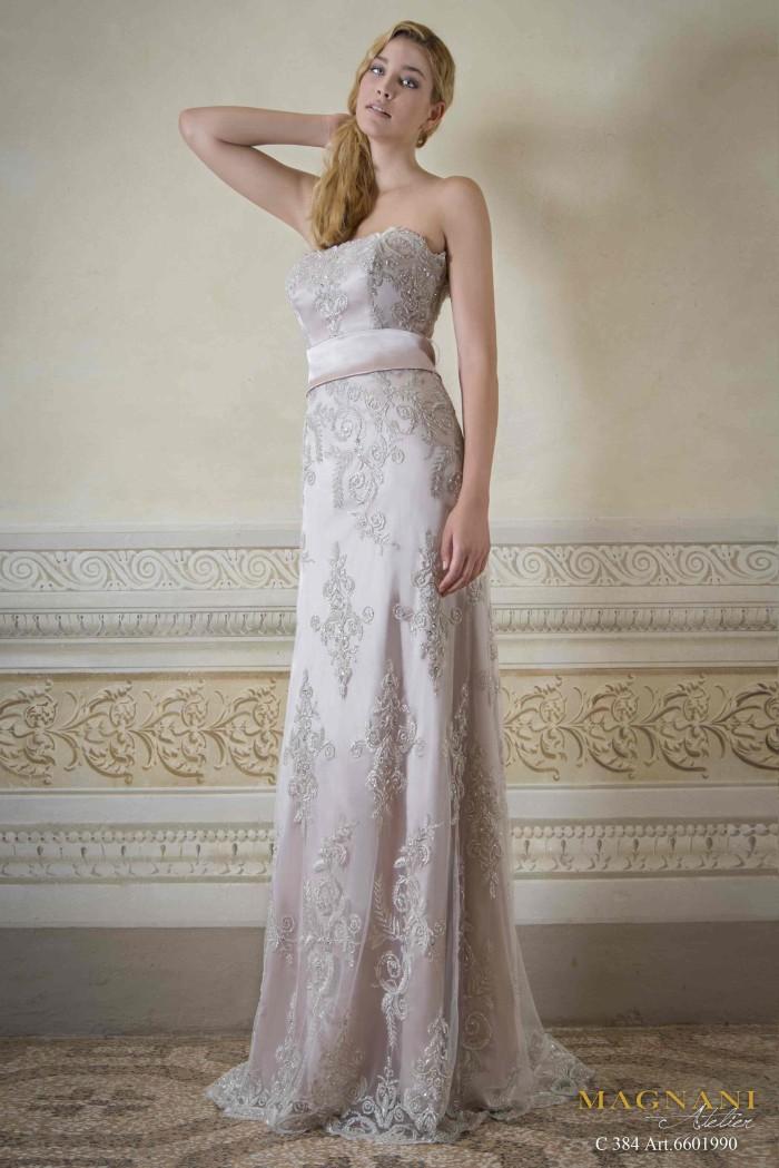bb29e4bf48e6 Magnani   collezione Atelier 2016 di abiti da sposa