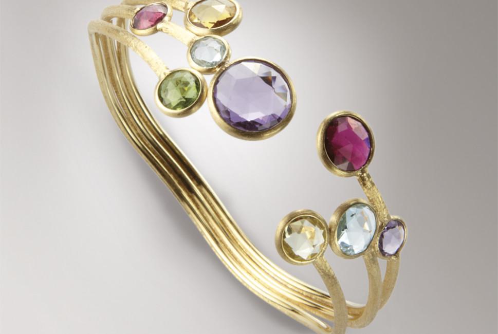 Gioielleria Soprana bracciale schiava collezione Jaipur Marco Bicego