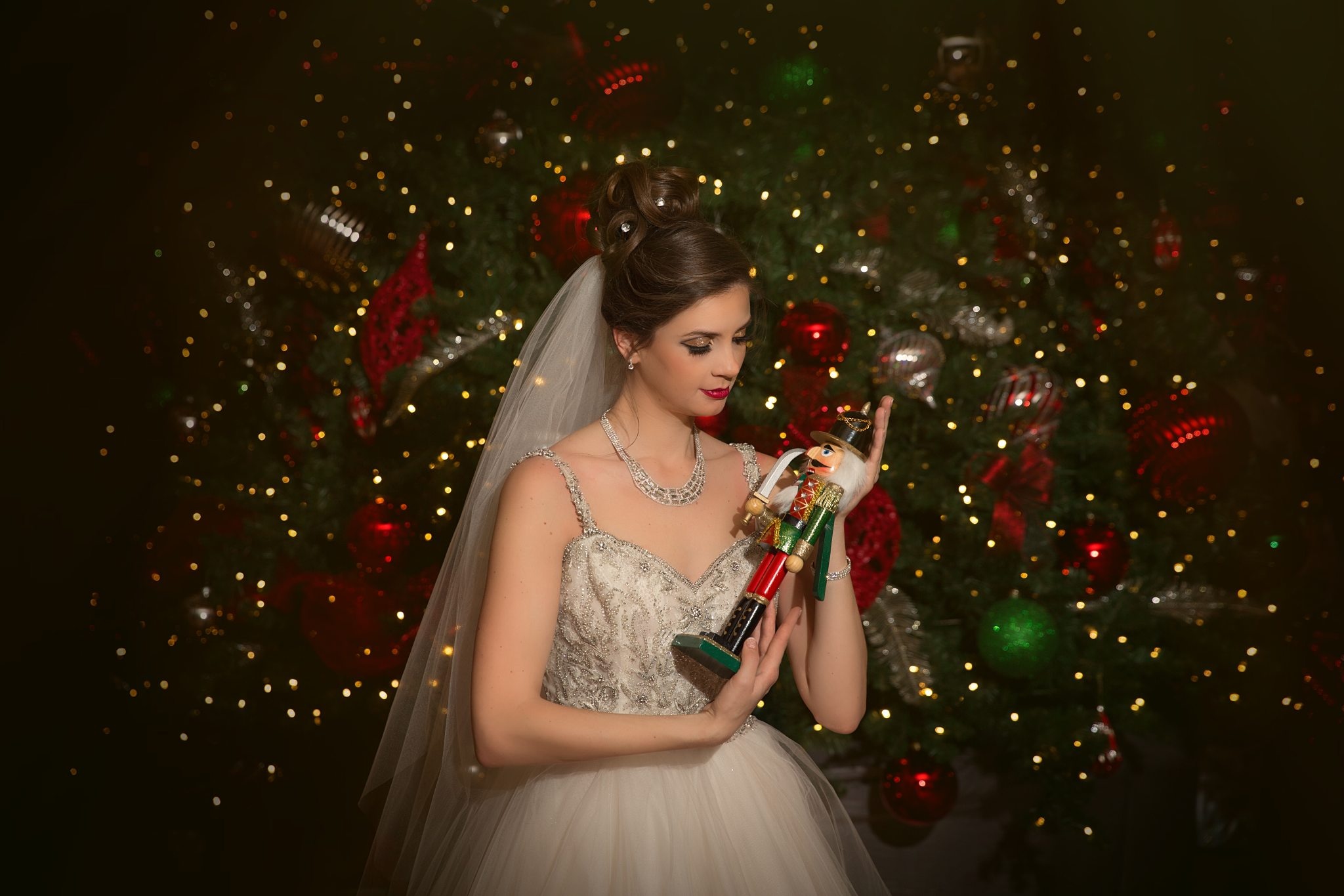 Wedding Auguri Natale