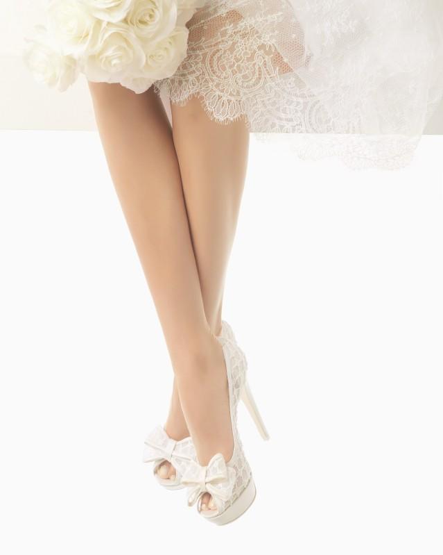 salvare tecnologia avanzata top design Rosa Clarà : le scarpe da sposa della collezione 2016 ...