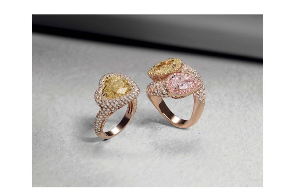 Gioielleria Soprana anello sposa diamanti Crivelli
