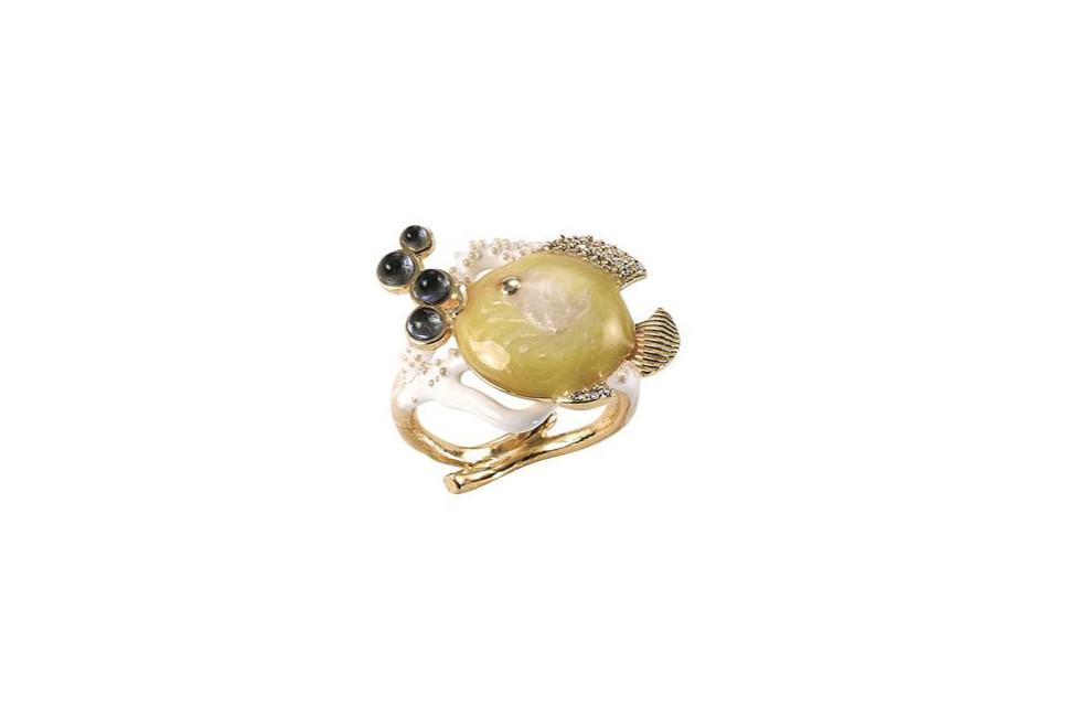 Gioielleria Soprana anello sposa collezione Misis Art
