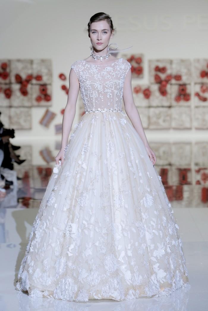 Vestiti da sposa jesus peiro