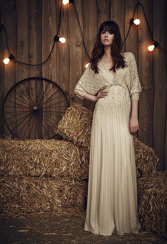 Vestiti Da Matrimonio Gipsy : Jenny packham la collezione di abiti da sposa gypsy