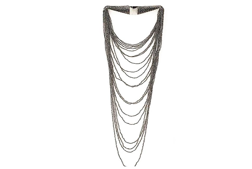 Gioielleria Soprana collier sposa collezione DNA Pesavento