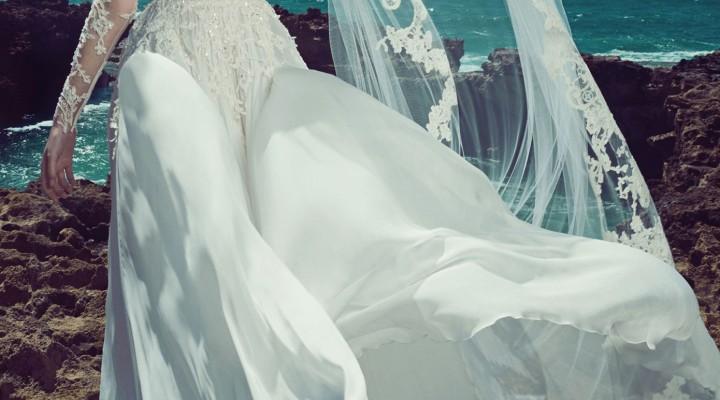 dbf5fcd9faf4 Zuhair Murad   la collezione Haute Couture degli abiti da sposa 2017