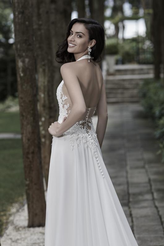 42ccaead122a La collezione Graziana Valentini 2017 è l apoteosi di un glamour esclusivo  nell ambito del settore wedding