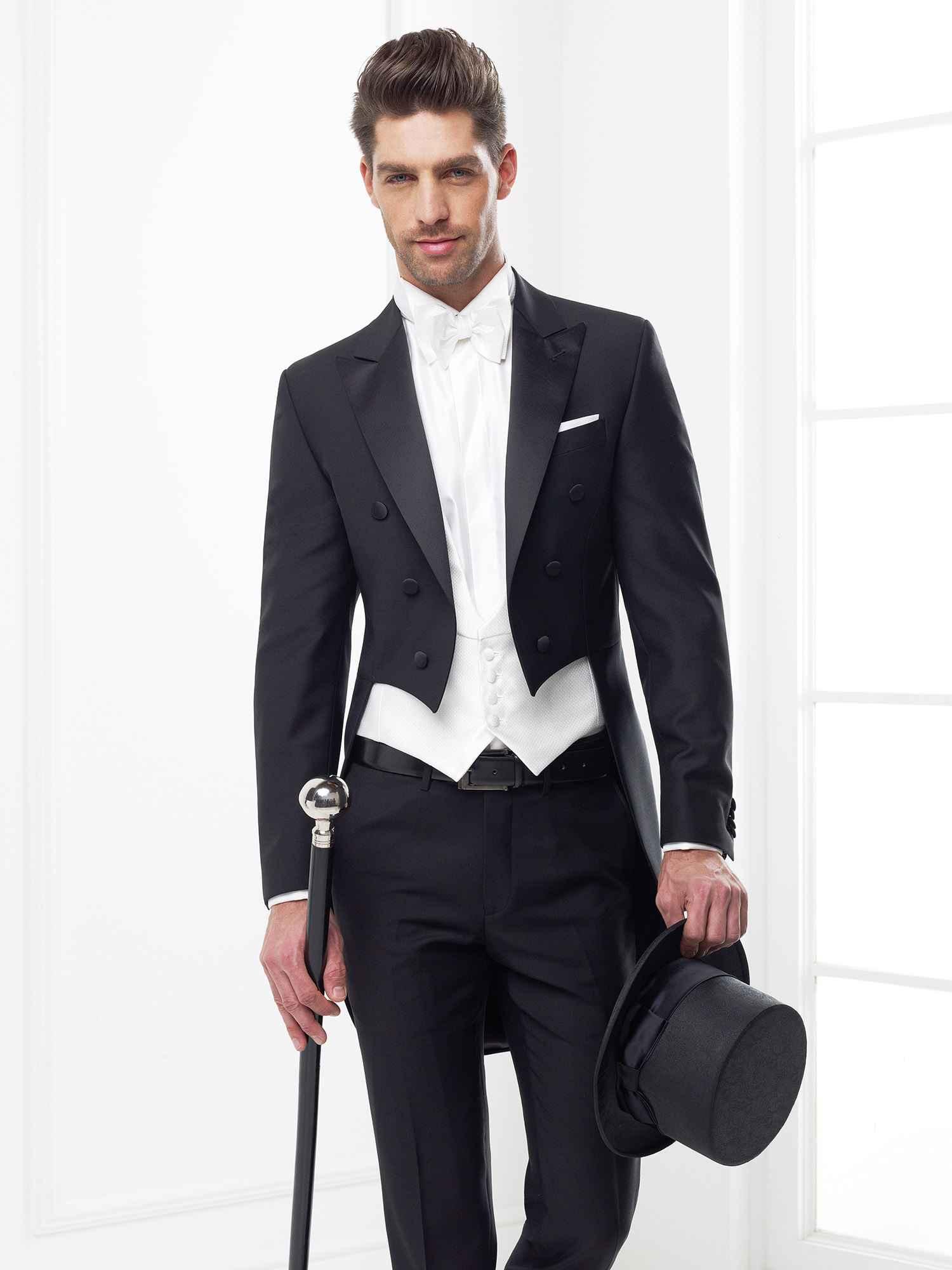 Vestito Matrimonio Uomo Frac : Andrea versali abiti sposo cerimonia da sposa